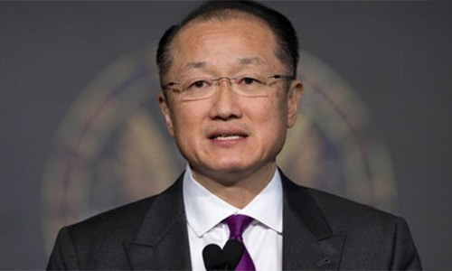 World Bank presidency search opens with Kim's hat in ring