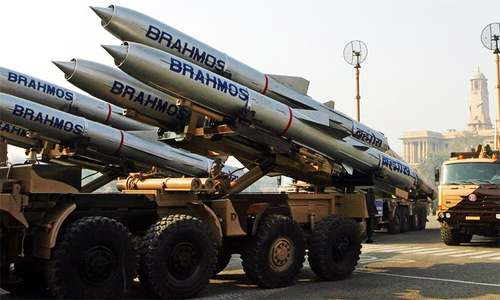 China expresses concern about Indian missiles on border