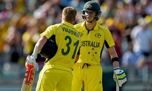 Warner to lead Australia in Smith's absence
