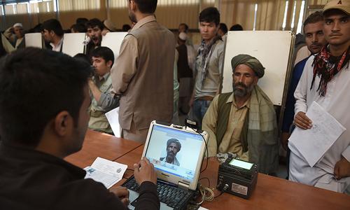 ہزاروں پاکستانیوں کا خود کو افغان مہاجرین ظاہر کرنے کا انکشاف