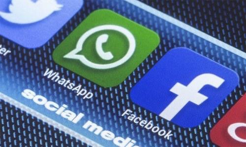 واٹس ایپ صارفین کا ڈیٹا فیس بک سے شیئر کرنے کا اعلان