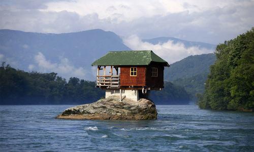 دنیا کے 25 عجیب ترین گھر