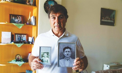 Forty years on, Cyprus in race to find war missing
