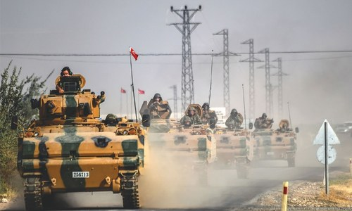 Turkey is now in Syria, but IS aren't the only target