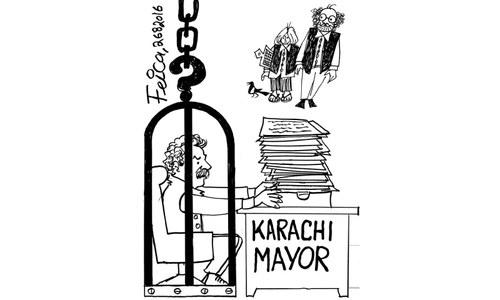 کارٹون : 26 اگست 2016