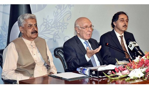 Four ideas floated for mainstreaming Fata
