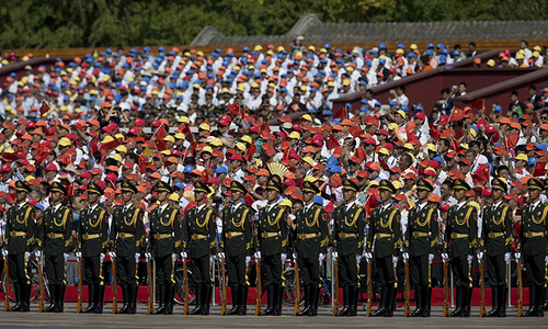 Chinese military will train Syrian troops