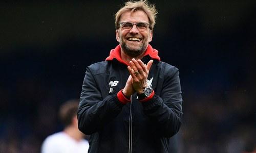Klopp seeks Liverpool lift-off on Spurs return