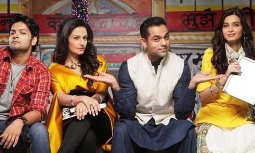 'ہندوستان میں پاکستانی اداکاروں کو زیادہ قبول کیا جاتا ہے'