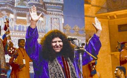 Abida Parveen – Live at Mohatta Palace
