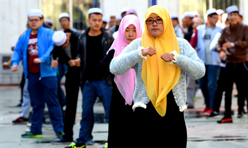 Chinese city hotels asked to turn away people from five Muslim countries