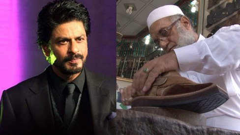 Pakistani shoemaker jailed for designing special Peshawari chappals for Shah Rukh Khan