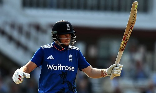 Second ODI: Root, Morgan fifties power England's target pursuit