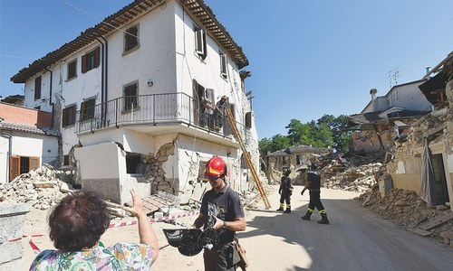 Italian museums to give Sunday proceeds for quake zone rebuilding