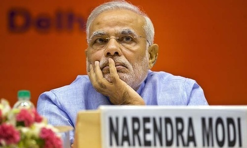 Modi speaks of healing touch for Kashmir
