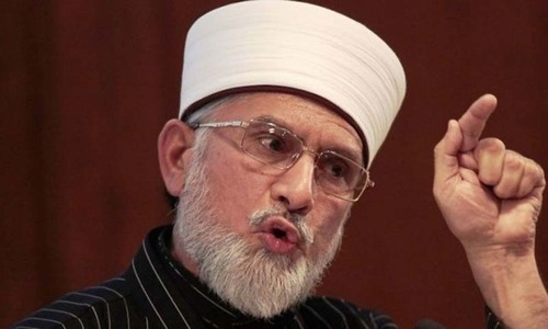 Qadri warns of 'neck or nothing' in Pindi march