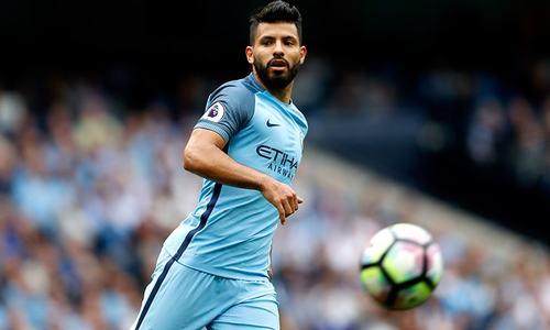 Guardiola unfazed by Aguero's potential unavailability for Manchester derby