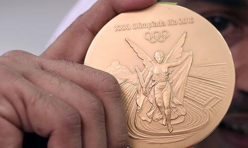 اولمپکس ٹیم کی گرفتاری کا حکم