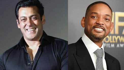 Will Smith flew to India to hang with old friend Salman Khan
