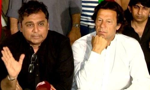 PTI's Ali Zaidi writes to army chief, seeks ban on MQM