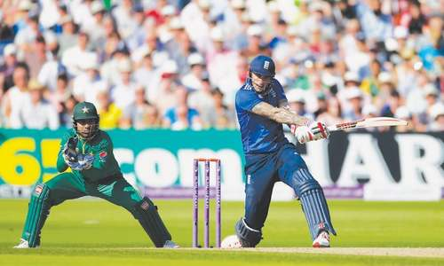 Pakistan suffer as England plunder world record 444-3