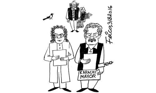 Cartoon: 31 August, 2016