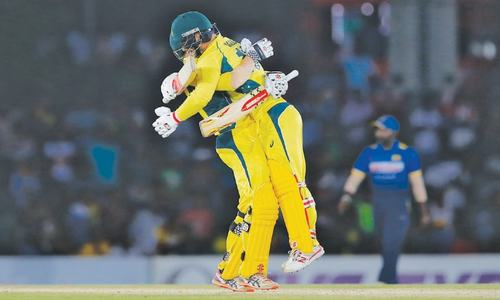 Clinical Aussies crush SL to wrap up one-day series