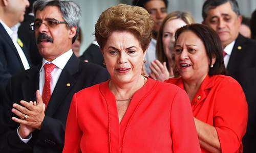 Brazil's Senate strips Rousseff of presidency
