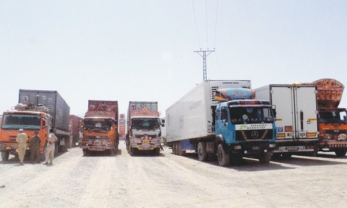 Chaman border crossing reopens today