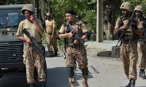 Attack on Peshawar's Christian Colony: Civilian killed, all terrorists dead