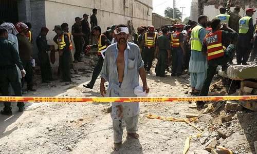 Statistics show marked drop in terrorist attacks