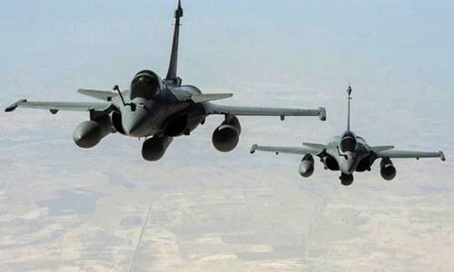 US general praises PAF pilots' skills