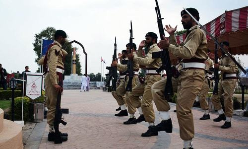 Armed forces gear up to celebrate Defence Day