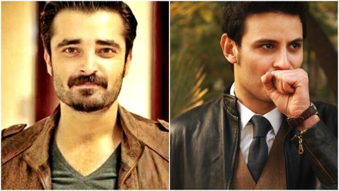 Hamza Ali Abbasi and Osman Khalid Butt to star in Pakistan's 'Top Gun'
