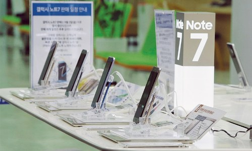 Samsung urges consumers to stop using Galaxy Note 7