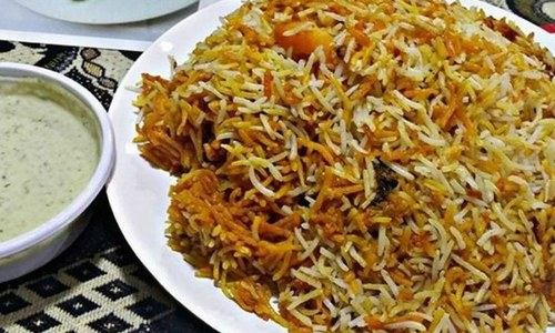 Why I love Pakistani biryani – from an Indian fan
