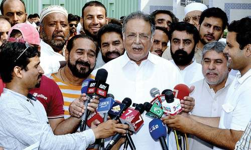 War of words between PML-N, PTI over Raiwind rally