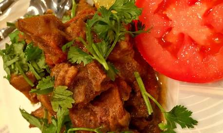 Food Stories: Punjabi Mutton Masala
