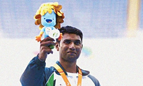 Haider wins first medal for Pakistan at Rio Paralympic Games