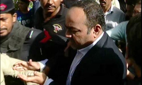 MQM leader Khawaja Izhar released from custody