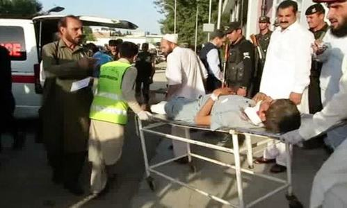 Electronic media turns a blind eye to Mohmand mosque attack