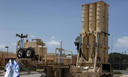 Israeli missiles down rockets fired from Syria: army