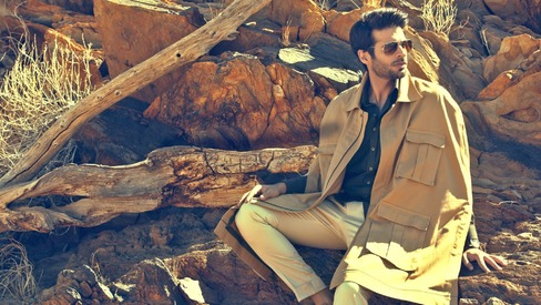 Is Sapphire going to blaze a trail for men's fashion in Pakistan?