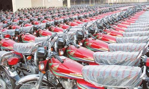 Honda cars, bikes record high sales