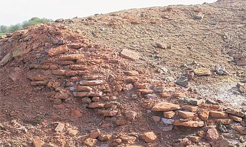 Ruins of 'ancient settlement' near Badin discovered