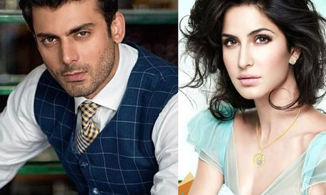 Fawad Khan and Katrina Kaif to romance on screen