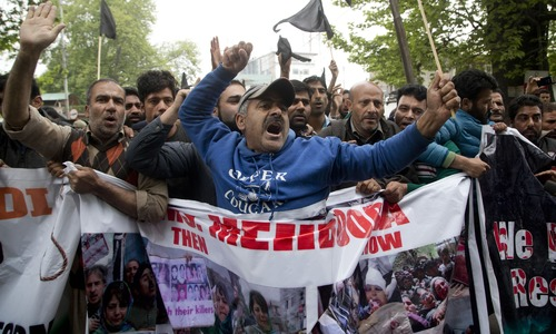Kashmiris to protest outside UNGA during Indian FM's address