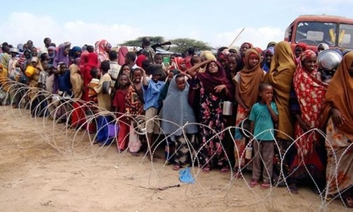 Two out of five people in Somalia don't have enough food to eat: UN