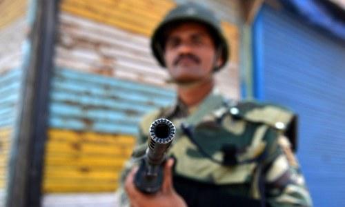 Terrorists setting the agenda are leading Pakistan and India