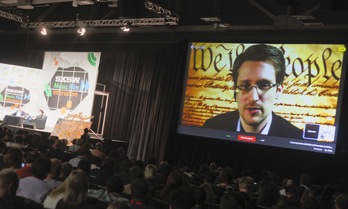 Snowden warns users against Google's 'smart' Allo Chat messaging app